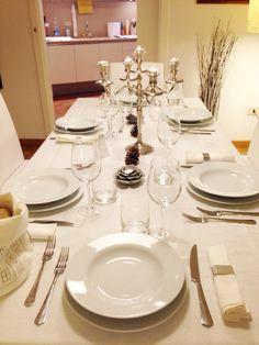 #tablesetting #tableware #tableideas #miseenplace #dinner