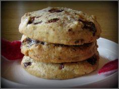 PekanCookies 1 Tomate Mozzarella, Pancakes, Breakfast, Desserts, Food, Fructose Intolerance, Small Bowl, White Chocolate, Sheet Pan