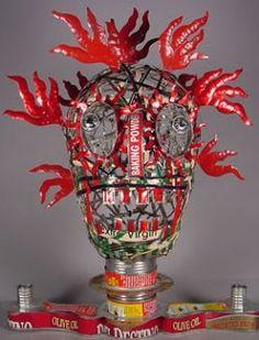 Soda Can art--secretly love soda cans!