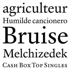 Theresa picks MVB Verdigris by Mark van Bronkhorst of MvB Fonts → February 2013 #fontshop #fonts