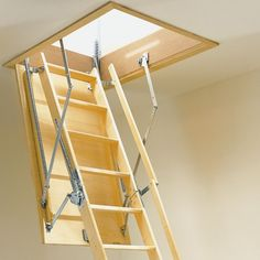 Attic ladder, Stairladder Delux