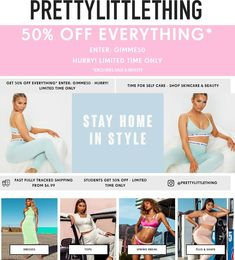 💰 off everything at PrettyLittleThing via promo code PrettyLittleThing coupons and promo codes from The Coupons App. Couponing 101, Cosmetic Treatments, Restaurant Offers, Shopping Coupons, Plastic Surgery, March, Lovers, Skin Care, App
