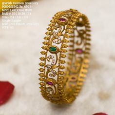 Gold Jewelry In Pakistan Refferal: 3053831597 Gold Bangles Design, Gold Earrings Designs, Gold Jewellery Design, Gold Jewelry, Beaded Jewelry, India Jewelry, Antique Jewellery, Silver Necklaces, Gold Jhumka Earrings