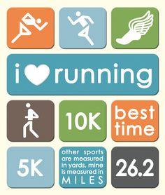 Sticker Medley - Running - Track