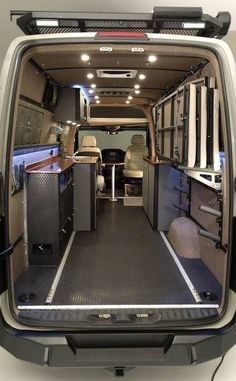 55 Awesome Brilliant Sprinter Camper For Your Inspiration. Other individuals create their motorhome a short-term residence while they remodel their home or construct a new one. For nearly any adventure you may. Mercedes Sprinter Camper, Sprinter Van Conversion, Camper Van Conversion Diy, Motorhome, Ducato Camper, Vw Crafter, Day Van, Vw T, Van Interior