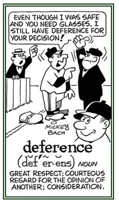 Deference – BKOO