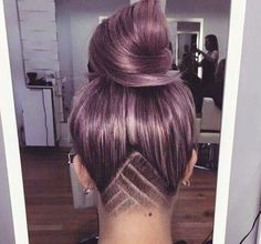 In the latest trend to infiltrate our Instagram feeds, people are giving themselves hidden hair tattoos and secret undercuts! Sounds cool, right?