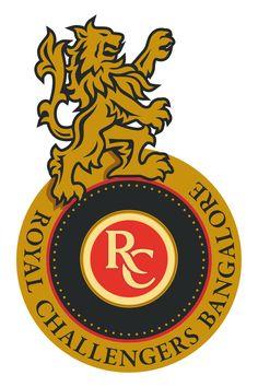 Royal Challengers Bangalore (early logo) IPL