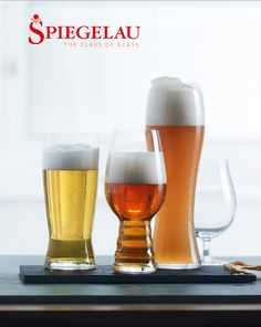 Do you have your beer glasses ready for the World Cup Finals? Order today to ensure delivery! http://riedel.co.uk/index.php/spiegelau/beer-classics.html