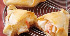 empanadas de mariscos !!! I