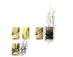 gabriele pierluisi Geografie per forse una città_base digitale: formelle veduta d'insieme_2016