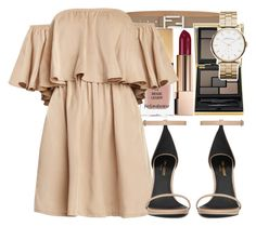 """""""15.1"""" by mallorimae ❤ liked on Polyvore featuring Yves Saint Laurent and Marc by Marc Jacobs"""