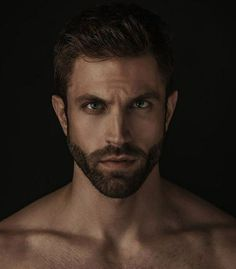 Aaron Michael photography by Serge Lee for HUF Magazine – HUF Magazine Hairy Hunks, Hairy Men, Bearded Men, Beard Styles For Men, Hair And Beard Styles, Face Men, Male Face, Beautiful Men Faces, Gorgeous Men