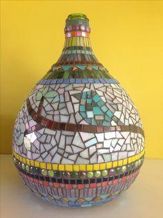 Mosaic bird 💖