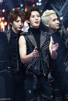 ♥ VIXX LEO, HONGBIN AND RAVI ♥
