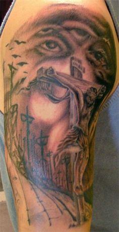 http://tattoomagz.com/religious-design-tattoo/adorable-religious-tattoo/