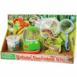 PlayGo Nature Explorer Kit *** You could figure out more details at the link of the photo. (This is an affiliate link). Play N Go, Kids Toys, Explore, Cool Stuff, Sachets, Herbal Tea, Link, Gift Guide, Food Items