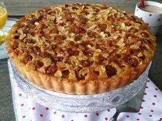 Tarte Amandine au Mascarpone aux Mirabelles | Gourmandise Assia Decoration Patisserie, Apple Pie, Cheesecake, Cooking, Food, Salem, Muffins, Hui, Biscuits