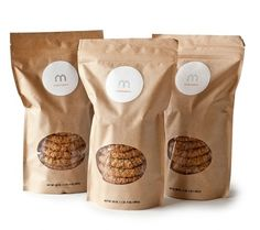 Creative Packaging, Milk, Makers, Cookies, and - image ideas & inspiration on Designspiration Biscuits Packaging, Baking Packaging, Dessert Packaging, Food Packaging Design, Packaging Ideas, Branding Design, Chip Cookies, Cookies Et Biscuits, Milk Makers