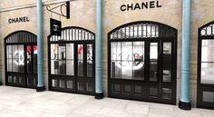 Chanel apre domani il primo make up pop-up store al Covent Garden