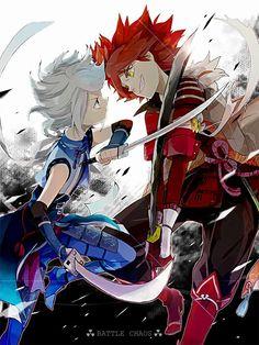 ♥ Inazuma Eleven ♥ - nagu x suzu Manga Art, Manga Anime, Anime Art, Danganronpa Characters, Anime Characters, Character Art, Character Design, Otaku, Inazuma Eleven Go