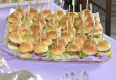 Pasticciando tra i fornelli!!!: Mini hamburger