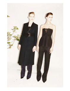 The Passion for Fashion: Celine Fall 2011 ad campaign