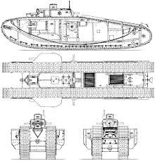 Wwi mk iv tank blueprint plan drawing rare detail large a2 print ww1 billedresultat for tank blueprint malvernweather Image collections
