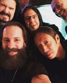 I love these guys! Metal Bands, Rock Bands, Heavy Metal, Berklee College Of Music, Dream Theater, Music Bands, My Music, My Dream, Selfie