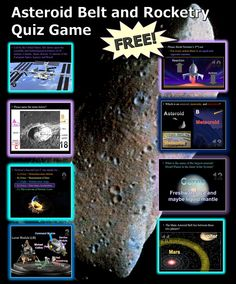 Rocketry and Asteroid Belt Quiz Game Science Curriculum, Science Resources, Teaching Resources, Teaching Ideas, Middle School Teachers, Middle School Science, School Classroom, High School, Seventh Grade