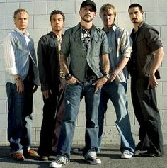 Net Image: Backstreet Boys: Photo ID: . Picture of Backstreet Boys - Latest Backstreet Boys Photo. Backstreet Boys, Donnie And Jenny, Backstreet's Back, Nostalgia, Brian Littrell, Music Is My Escape, Nick Carter, Boy Pictures, Sing To Me