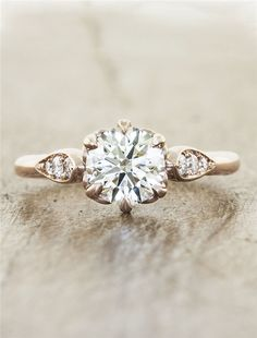 Vintage Engagement Rings and Wedding Rings from Ken & Dana Design 16