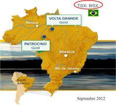 | Belo Monte viabiliza mineração em terras indígenas | Outro detalhe que chamou a atenção sobre a Belo Sun Mining Corp. é que, nos documentos disponibilizados agora neste mês (setembro), a referência à companhia foi alterada e o símbolo, na estrutura do capital da empresa, está representado como TSX: BSX.