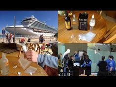 Sneaking Alcohol on a Cruise - Video Documentation of one thirsty man's attempt to bring 4x the allowed booze on his cruise ship.  See the whole story here: http://blog.shipmateapp.com/sneaking-alcohol-on-a-cruise/