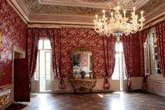 Museo Correr Piazza S.Marco Palazzo Reale Sissi Venezia -sala udienze Cerca con Google