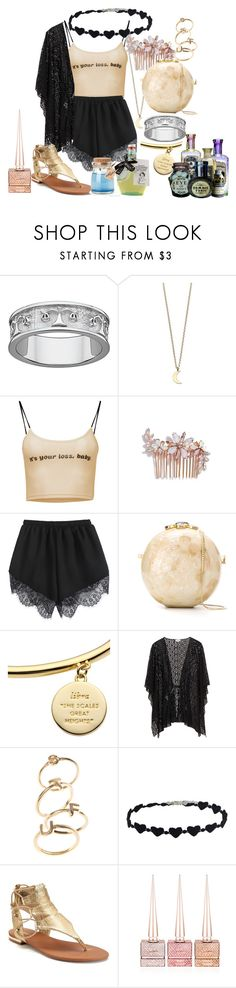 """""""Sun: Libra."""" by emmybeeb ❤ liked on Polyvore featuring Minor Obsessions, Camilla Christine, Serpui, Kate Spade, Apt. 9, Christian Louboutin, Horoscope, libra, signs and astrology"""