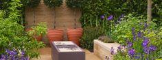 Homebase show garden at RHS Chelsea Flower Show 2013 / RHS Gardening