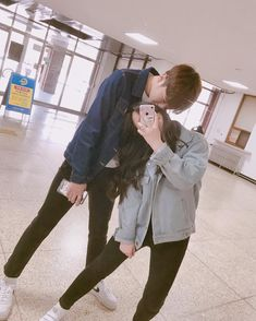 Couple Goals Cuddling, Feed Goals, Ulzzang Korea, Just You And Me, Korean Couple, Kim Jaehwan, Ulzzang Couple, Relationship Goals, Cute Couples