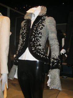 Beaded Chanel Jacket
