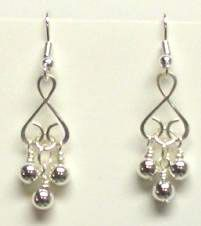 Wire Jig Patterns   ... Link Bracelet Set, a Free Jewelry Pattern from Wire-Sculpture.com
