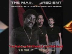 ▶ Everybody Plays The Fool - The Main Ingredient (1972) - YouTube