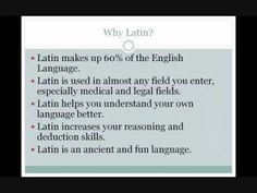 A free, yes, free on-line Latin course. As a homeschooler I will always take a peek at anything free. This looks to be very easy.