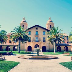 Stanford University #California - Memories of the Pacific blog