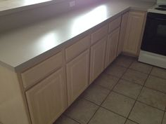 Before Picture - Cabinetry