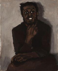 artblackafrica:  Lynette Yiadom-Boakye Wishes above Needs 2011 Oil on canvas 80.5 x 65.5cm