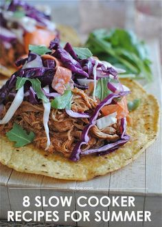 8 Slow Cooker Recipes for Summer