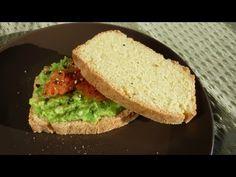 Receta de Pan vegano sin gluten / Gluten free Vegan Bread / (libre de huevo y lácteos) - YouTube