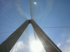 Charleston Bridge by Makenzie Faith Conwell
