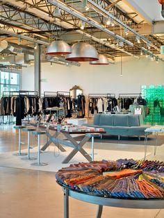 Dering Hall - Home to the Finest Interior Design. Cool Store, Retail Space, Trade Show, Portfolio Design, Modern Contemporary, Interior Design, Furniture, Interiors, Spaces