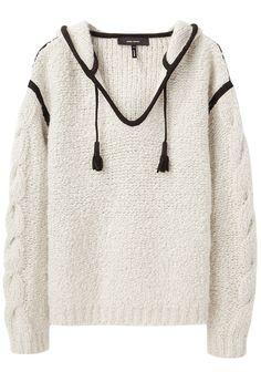 Isabel Marant / Quantin Hooded Knit